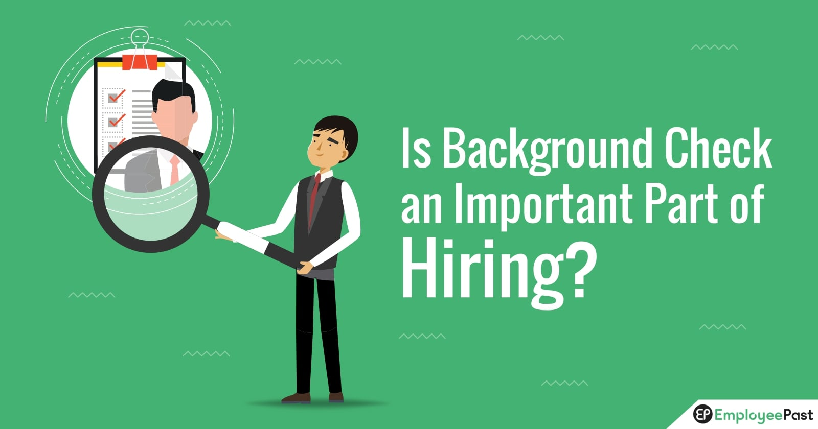 Is Background Check an Important Part of Hiring?