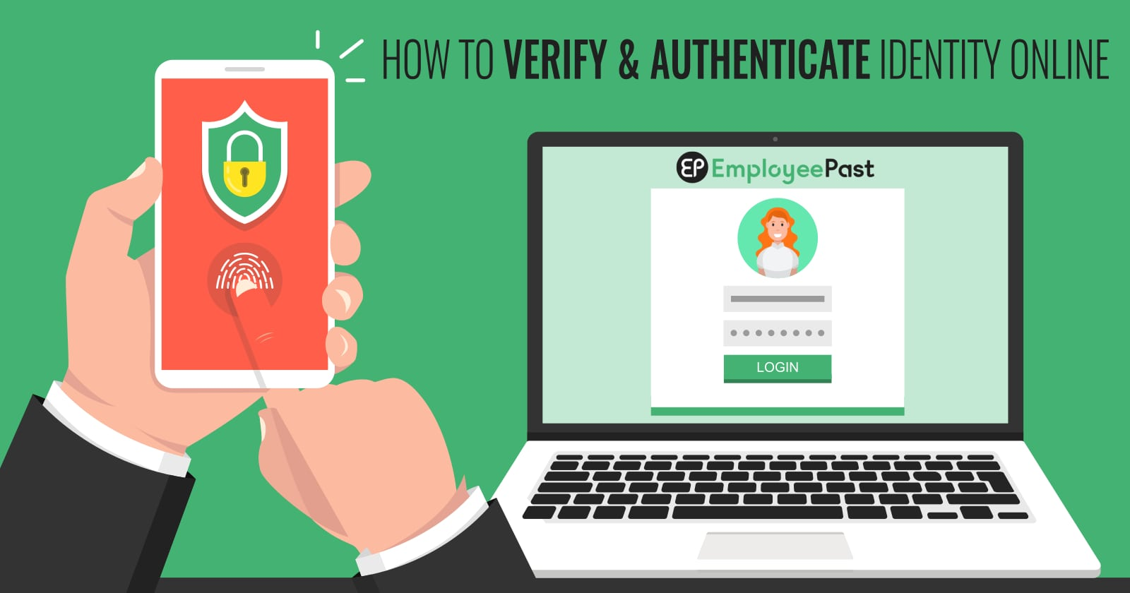 How to Verify And Authenticate Identity Online