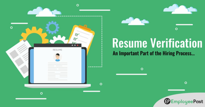 Resume Verification: An Important Part of the Hiring Process