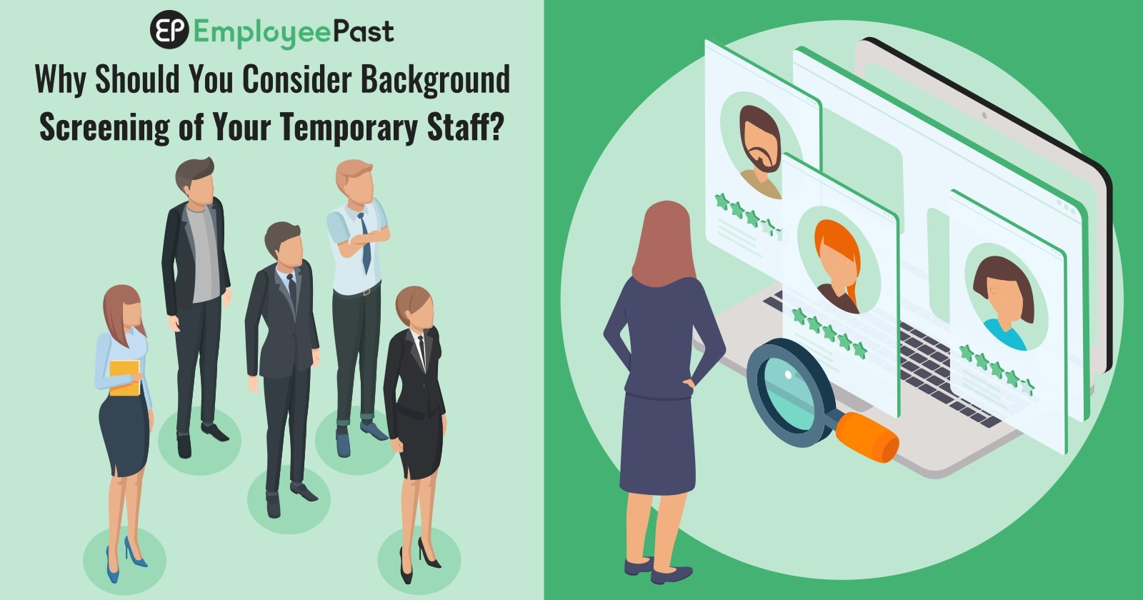 Why Should You Consider Background Screening of Your Temporary Staff?